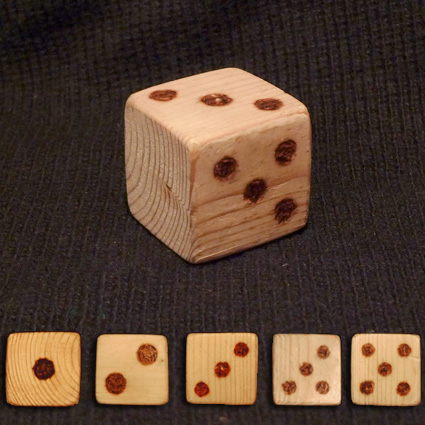 Как сделать ровные кубики